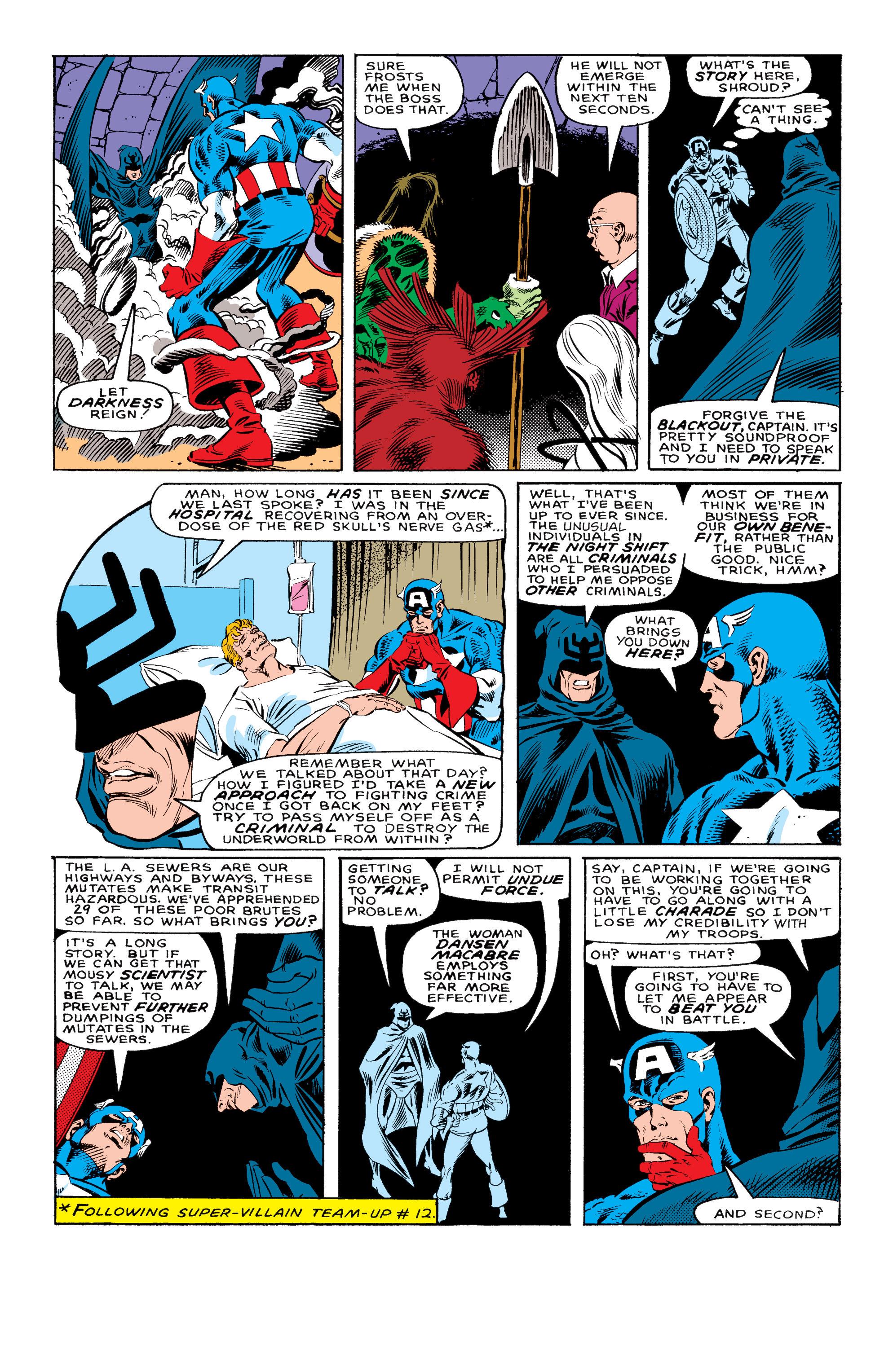 Captain America (1968) Issue #330 #259 - English 11
