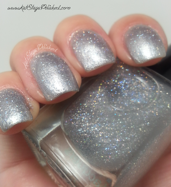 Kilox Lacquers - World Opulence Collection - Opulent Top Coat