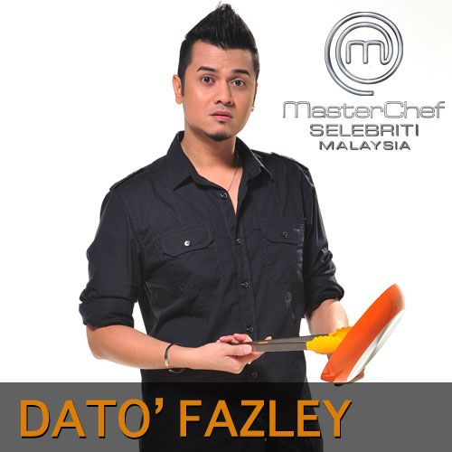 Juara masterchef selebriti malaysia, dato fazli