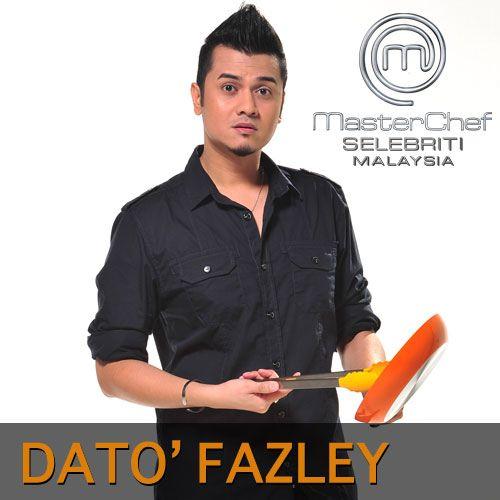 Juara masterchef selebriti malaysia, dato fazli