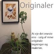 Originaler til salg