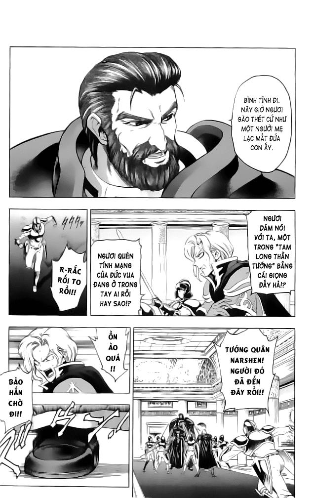 Fire Emblem-Hasha no Tsurugi chap 28 - Trang 16