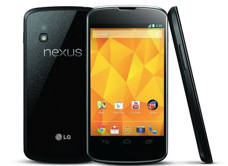 lg nexus 4 official release
