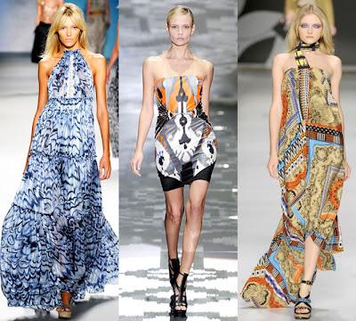 moda 7 Літні сукні. Фото