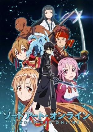 Sao Trên Trời Cao - Sword Art Online 1 - 2012