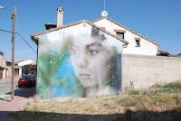 nuevo mural de Sr. momán