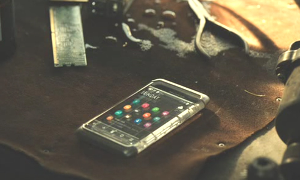 """Nokia Prototype Exposed in the Movie """"Real Steel""""- A 2020 ..."""