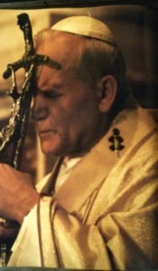 SAINT JOHN PAUL II, <br> Pray for us!