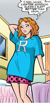 Archina from Archie Comics #636