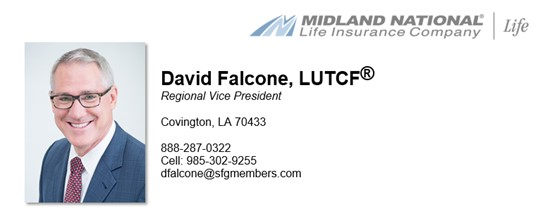 David Falcone - Regional Vice President
