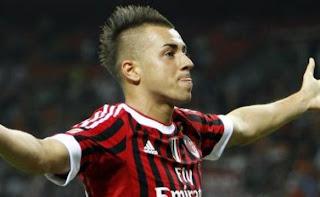 El Shaarawy AC Milan