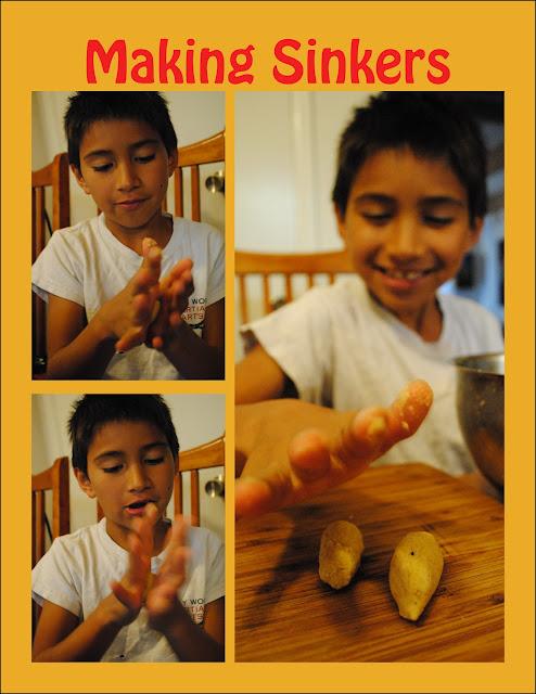 spinners amp sinkers dumplings spinners softly tapered dumplings ...