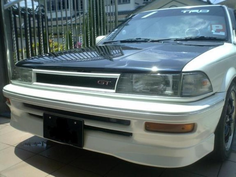 Toyota Corolla Twincam 1988 Modifikasi