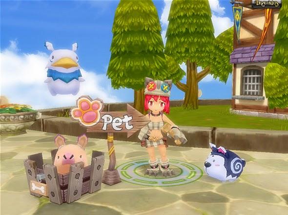 Dragonica Fantasy MMO