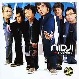 Nidji - Breakthru