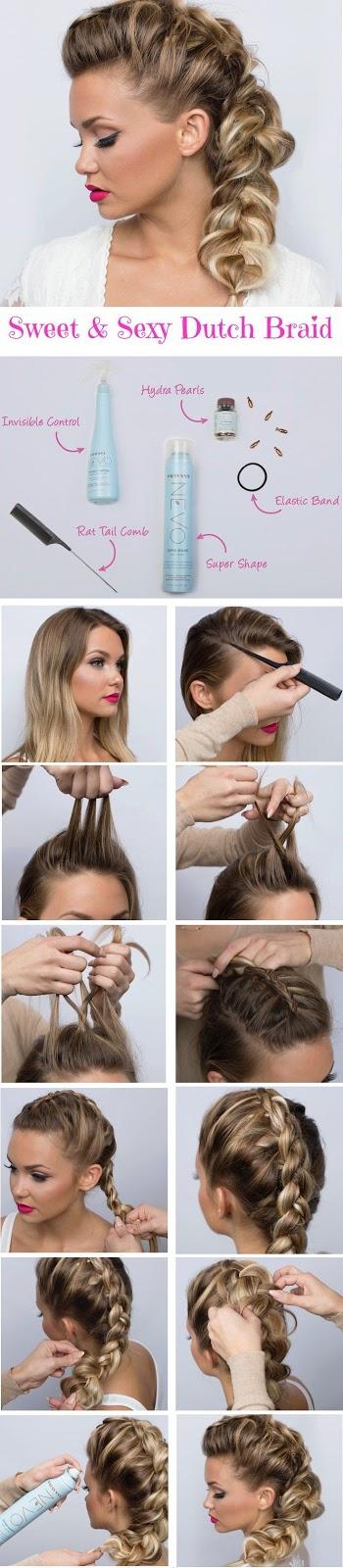 Los mejores tutoriales de moda   Peinados con estilos