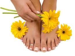 el placer de un masaje reflexologico en los pies