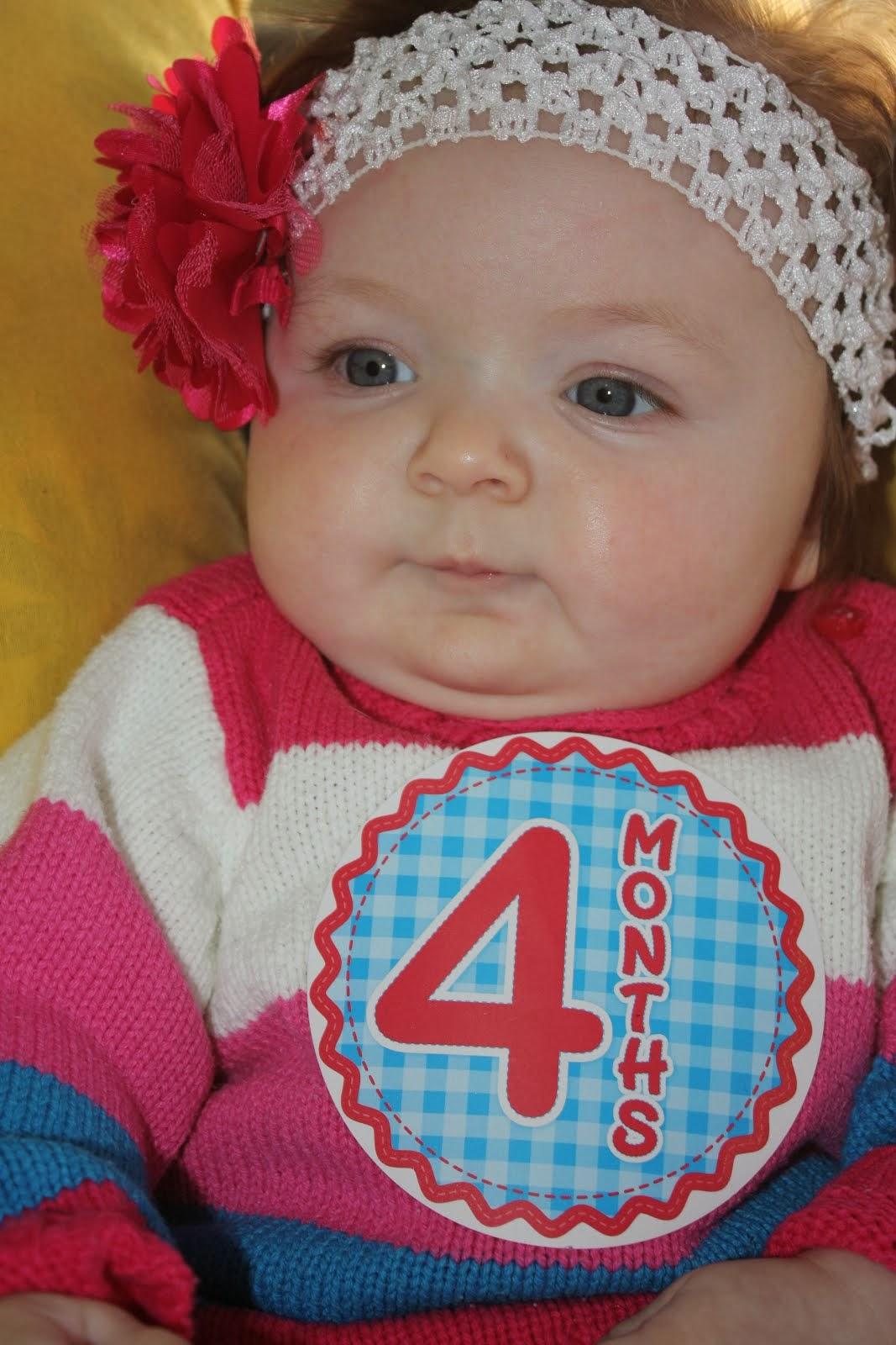 Hannah (Four months)