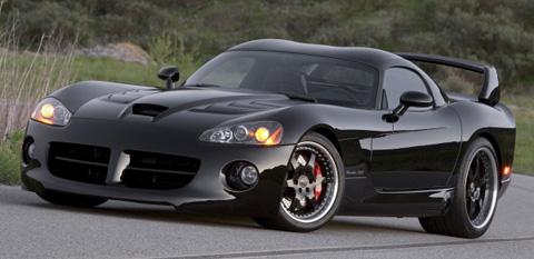 2002 Dodge Viper Hennessey Venom 1000TT | TopSpeedCarBlog