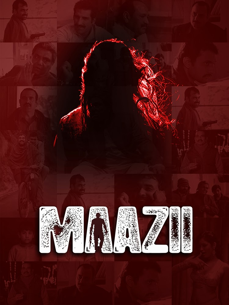 Maazii movie poster