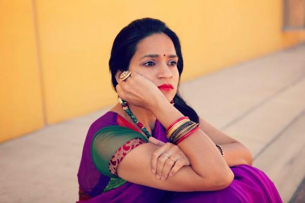 Saree, Indian Festival, Belsi Collection, Crazy & Co., Tanvii.com
