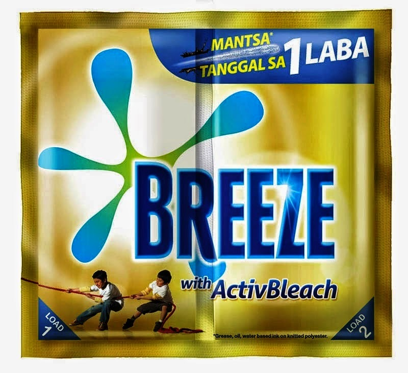 Breeze with ActiveBleach