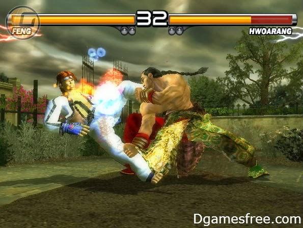 Download Tekken 5 Game For PC Free | Miheng: Info Online
