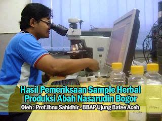 Analisis, Penelitian, Management Air, Herbal, Rahasia, Fakta dan Data
