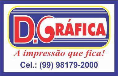 D. Gráfica - A Impressão que Fica!