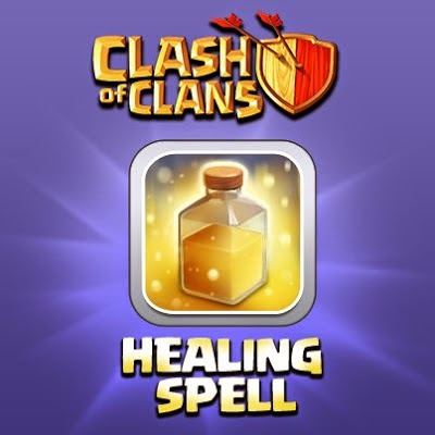 Spell Clash of Clan