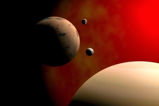 Ratusan Tata Surya Mini di Bima Sakti Ditemukan NASA