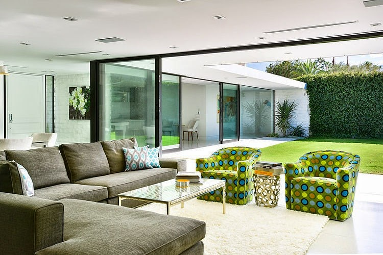 Dosis arquitectura lujosa residencia en palm springs for Casa minimalista beverly hills mcclean design california eeuu