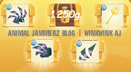 In too deep animal jam prizes for the great