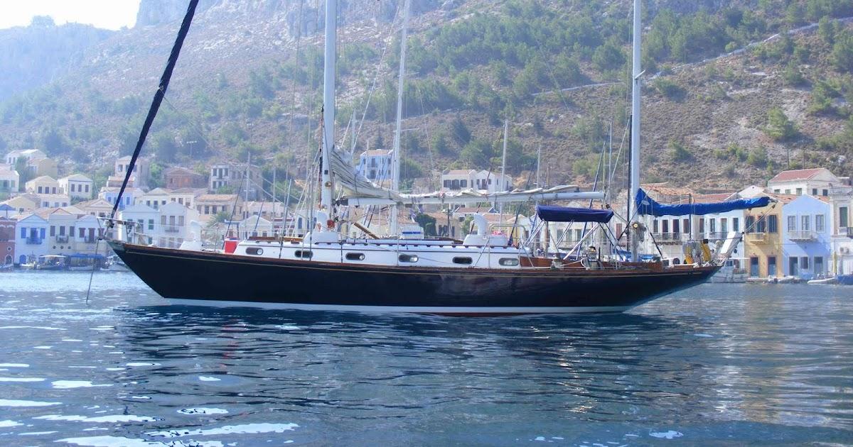 Sparkman stephens design 1618 seafarer sailmaster 45 for Obi sandfilter