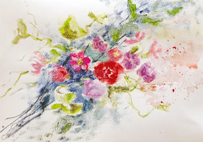 Monotype fleurs