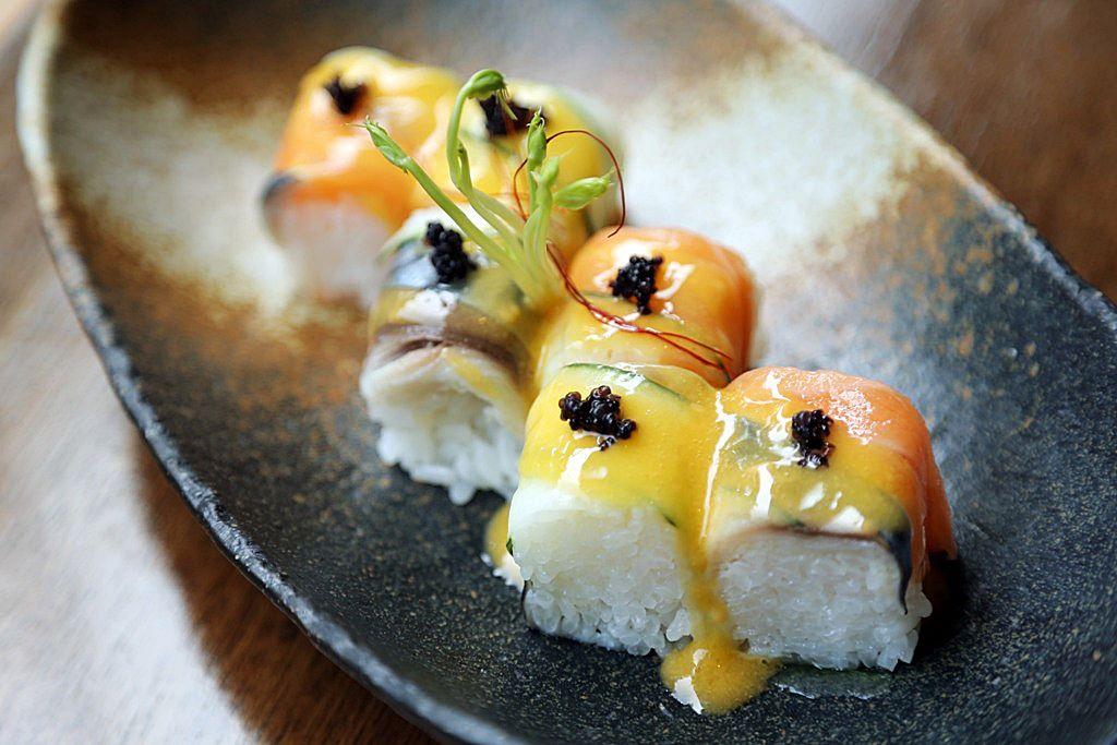 Rainbow Maki Kessaku Japanese Restaurant