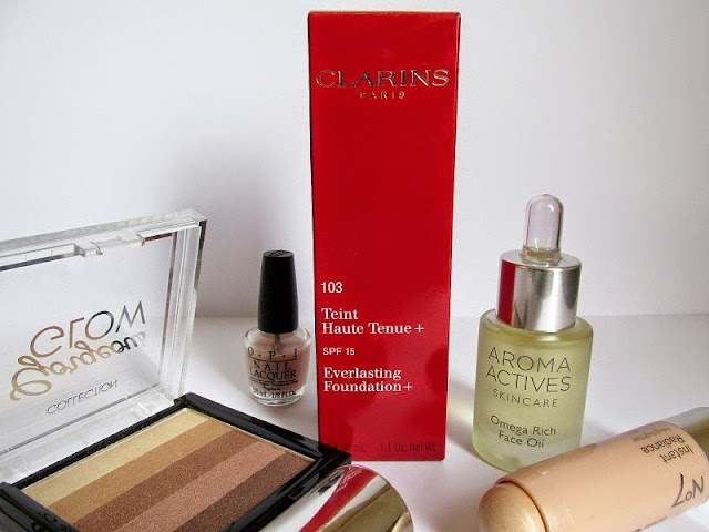 clarins teint haute tenue review