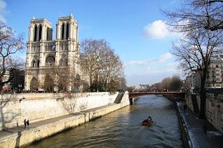 Tempat Wisata Di Paris - Notre Dame de Paris