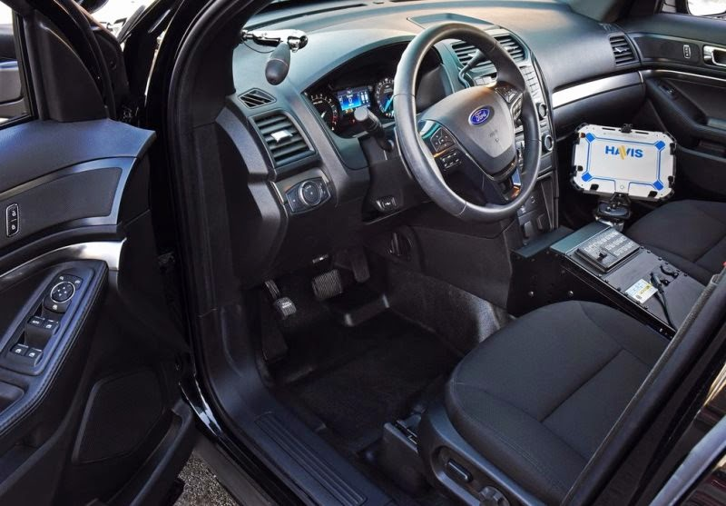 Bmotorweb Ford Explorer Police Interceptor 2016
