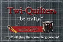 Vampires  + Quilting