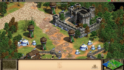 Download Age of Empires II HD Pc Game Fix-RELOADED