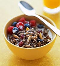 Grammy's Wild Rice Porridge