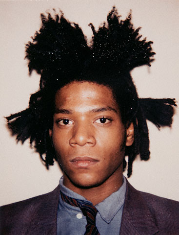 Alice Sagar FAD Art Blog Jean Michel Basquiat