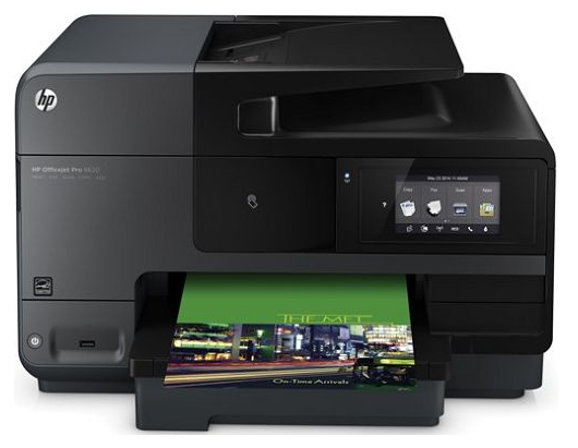 Printer HP Officejet Pro 8620 Driver