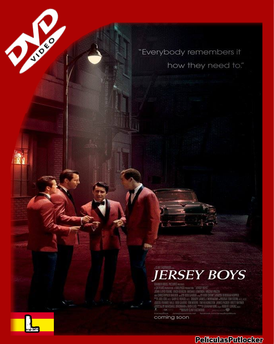 Jersey Boys [DVDRip][Latino][SD-MG-1F]