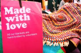 Oxfam Knitting Pattern For Blankets : Knitting Galore: Thoughtful Thursday Knitting For Oxfam