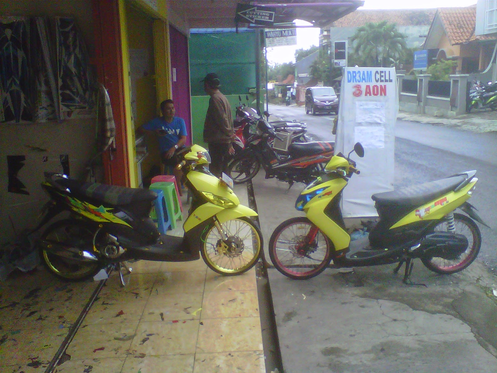 Top mio j thailook
