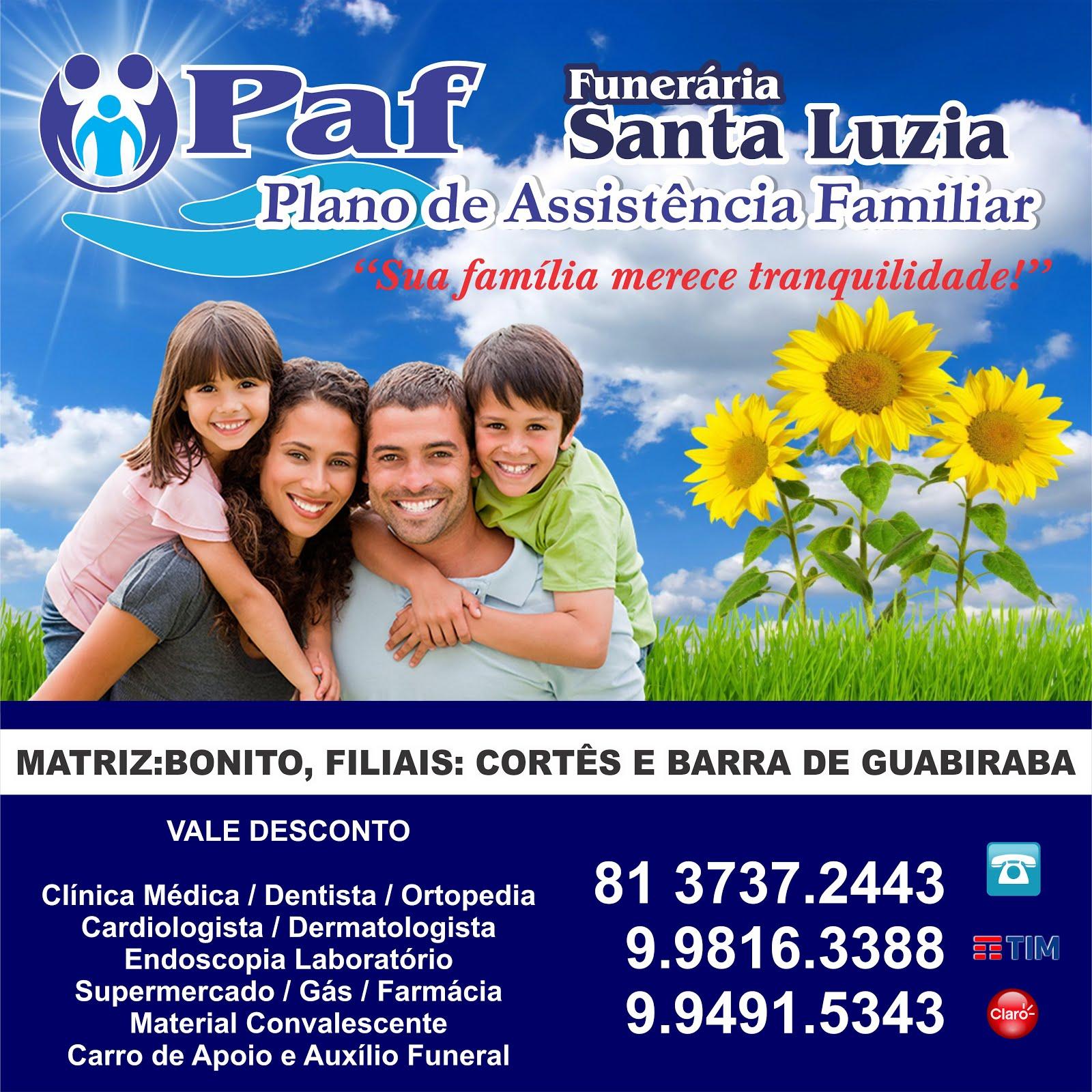 PAF Santa Luzia