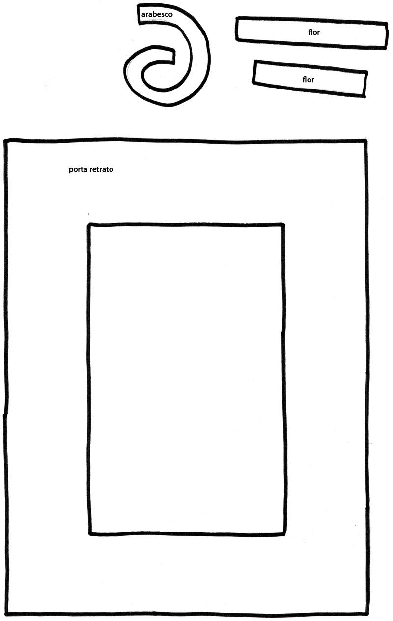 Este Porta Retrato Pode Ser Feito   Qualquer Outro Tema