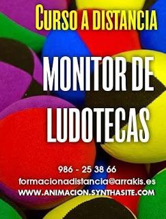 imagen cursos monitor de ludotecas